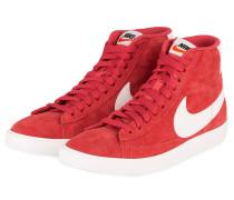 Hightop-Sneaker BLAZER MID VINTAGE - rot