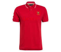 Piqué-Poloshirt ARMY Classic Fit
