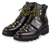 Biker-Boots HECTOR - SCHWARZ