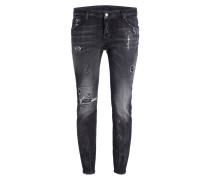Destroyed-Jeans COOL GIRL