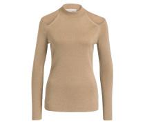 Cold-Shoulder-Pullover