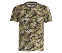 T-Shirt - khaki/ oliv
