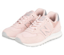 Sneaker WL574 - ROSE