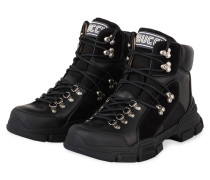 High-Top Sneaker FLASHTREK - SCHWARZ