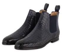 Chelsea-Boots SUSAN - DUNKELBLAU