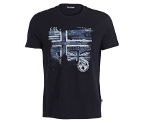 T-Shirt SANCY - marine