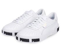Sneaker CALI BOLD - WEISS/ SCHWARZ