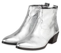 Cowboy Boots - SILBER