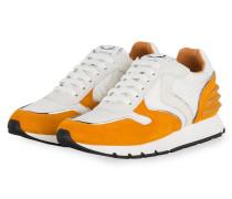 Sneaker JULIA POWER - WEISS/ ORANGE