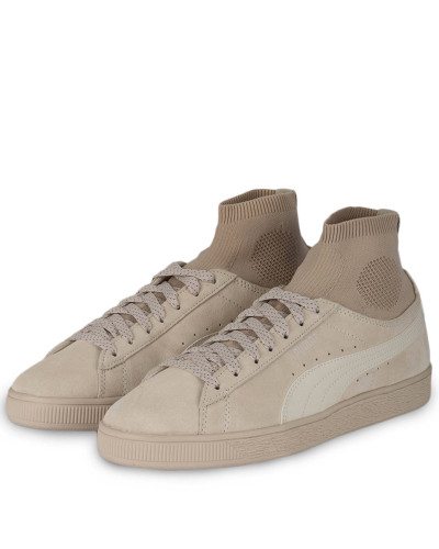 Steckdose Suchen Auslass Manchester Großer Verkauf Puma Herren Sneaker SUEDE CLASSIC SOCK - BEIGE Billig 2018 Neueste Billig Verkauf Neue Stile c0pnQ7m9y