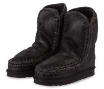 Fell-Boots ESKIMO - SCHWARZ