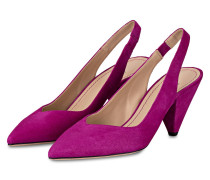 Slingpumps CITY - PINK