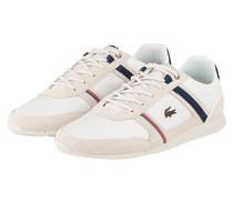 Sneaker MENERVA 118 1 - WEISS/ BEIGE