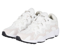 Sneaker - WEISS/ BEIGE