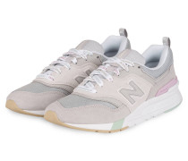 Sneaker CW997HKB - GRAU/ MINT/ HELLLILA