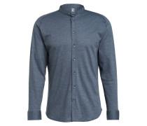 Jerseyhemd STAND-UP Slim Fit mit Stehkragen