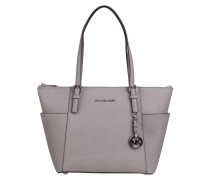 Saffiano-Shopper JET SET ITEM SMALL