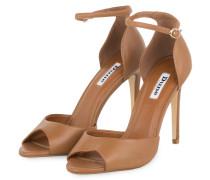 Sandaletten MAKEOVE - BRAUN