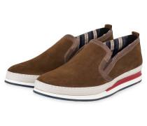 Slip-on-Sneaker DALLAN - BRAUN