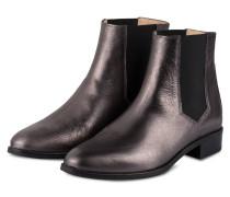Chelsea-Boots BELKI - DUNKELGRAU METALLIC