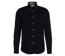 Feincord-Hemd Tailored-Fit