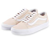 Sneaker OLD SKOOL - NUDE