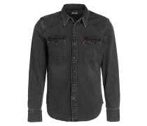 Jeanshemd BARSTOW WESTERN Classic Fit