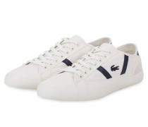 Sneaker SIDELINE - WEISS/ DUNKELBLAU