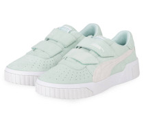 Sneaker CALI PATENT - MINT