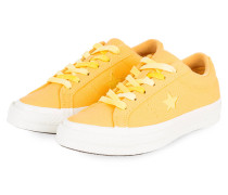 Sneaker ONE STAR SUNBAKED - ORANGE