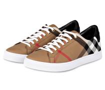 Sneaker - BEIGE / SCHWARZ / WEISS