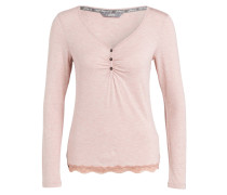 Loungeshirt - rosé
