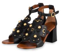 Sandaletten - NERO