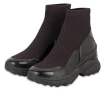 Hightop-Sneaker MICKEY - SCHWARZ