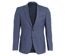 Kombi-Sakko HERBY Slim-Fit - 427 blau