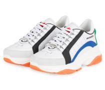 Sneaker BUMPY 551 - WEISS