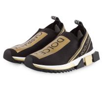 Sneaker SORRENTO - SCHWARZ/ GOLD