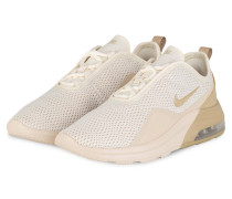 Sneaker AIR MAX MOTION - GOLD/ WEISS