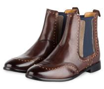 Chelsea-Boots DAISY - DUNKELBRAUN