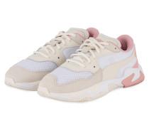 Sneaker STORM ORIGIN - WEISS/ ECRU/ ROSA