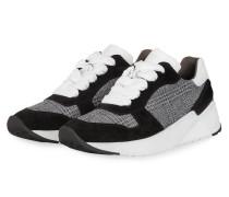 Sneaker - SCHWARZ/ SILBER/ WEISS