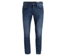 Jeans JACOBO Slim-Fit mit Leinenanteil