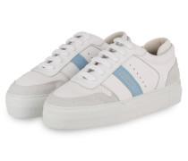 Sneaker - WEISS/ GRAU/ HELLBLAU
