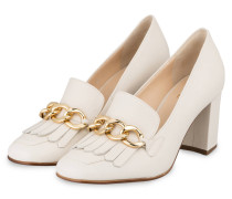 Loafer-Pumps - IVORY