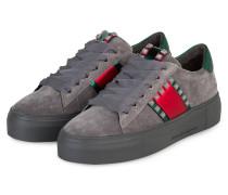 Plateau-Sneaker BIG - GRAU/ GRÜN
