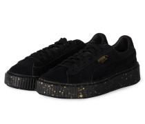 Sneaker PLATFORM BBOY FAB - SCHWARZ/ GOLD