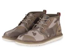 Desert-Boots NEUMEL - khaki/ beige