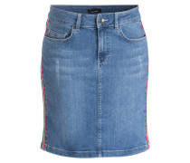 Jeansrock - mid blue denim