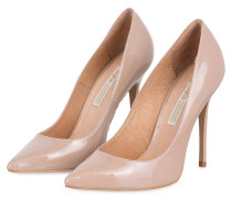 Pumps - nude lack