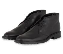 Desert-Boots - schwarz
